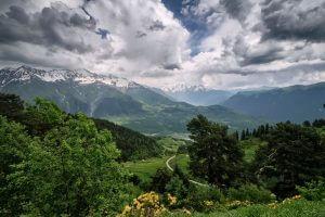 Грузия, Курулди