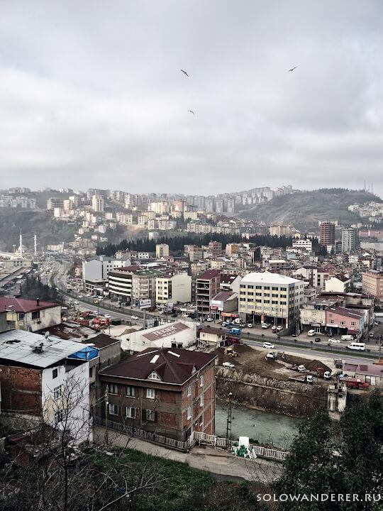 Трабзон Турция