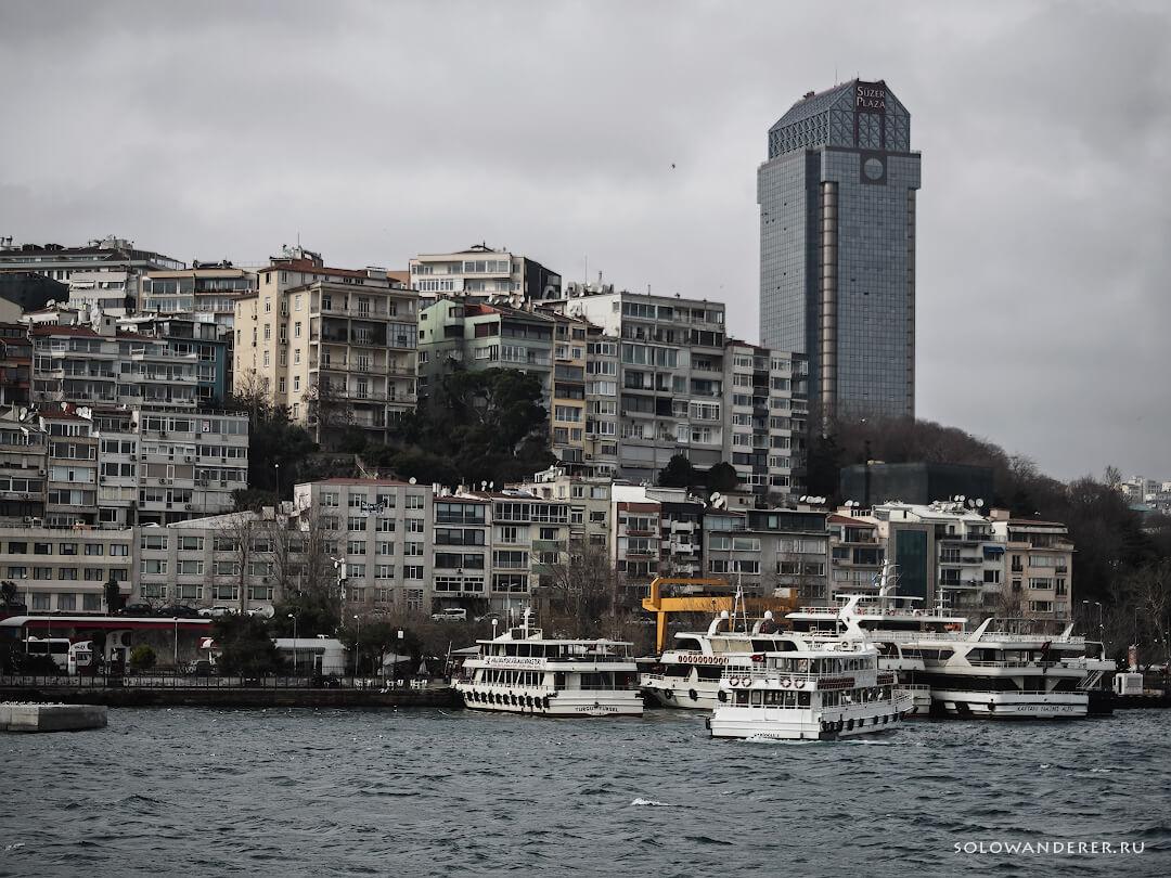 Набережня Стамбул Турция