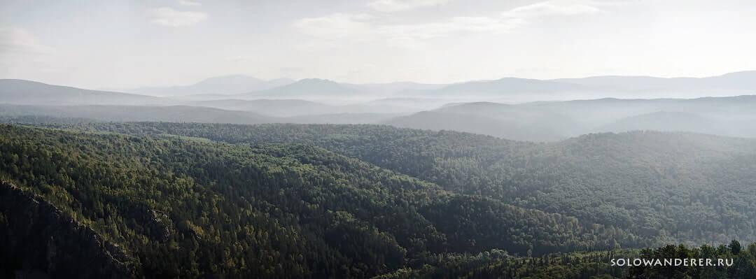 горы южного урала айгир башкирия