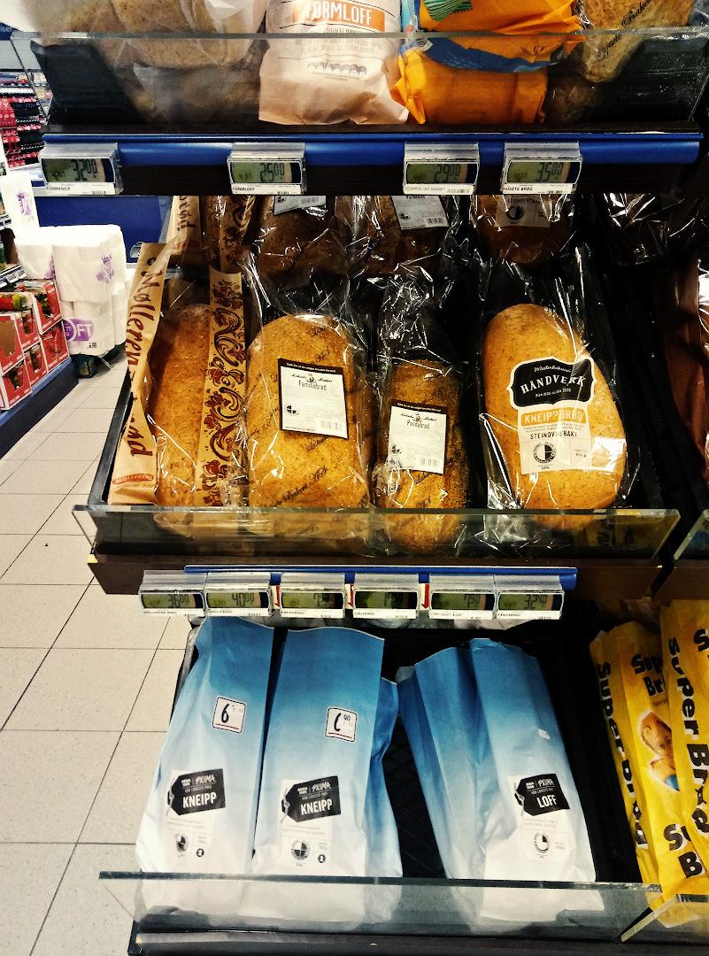 Rema1000 хлеб цены